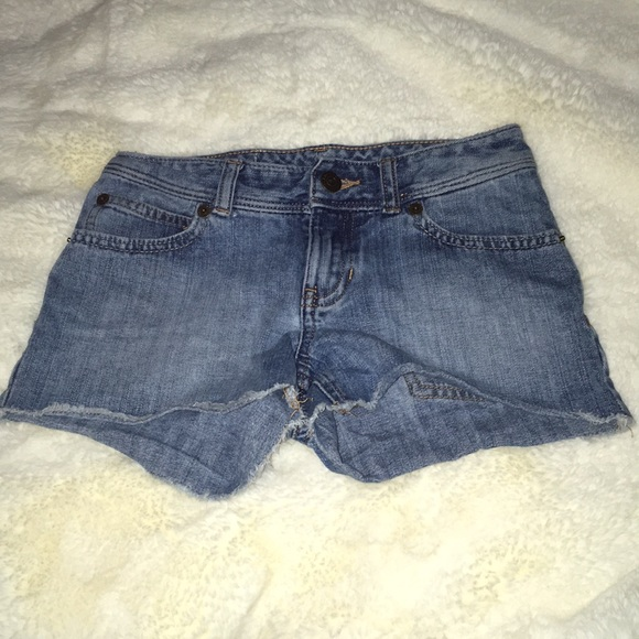 American Eagle Outfitters Other - Girls size 8 jean shorts